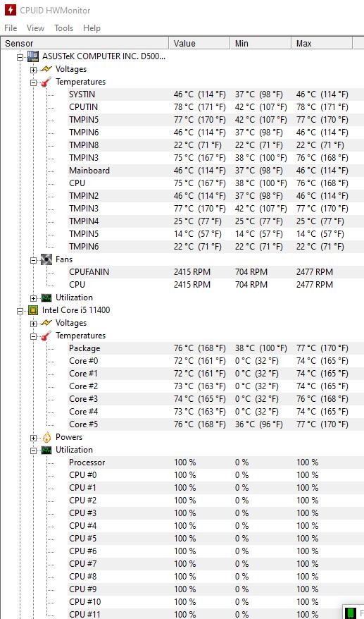 FurMark CPU Burner