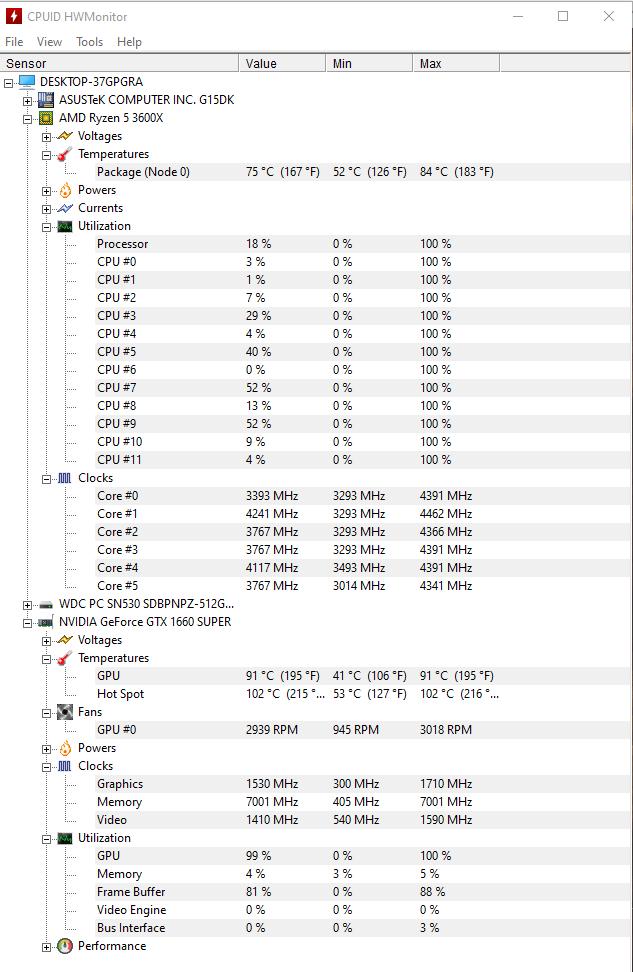 FurMark GPU