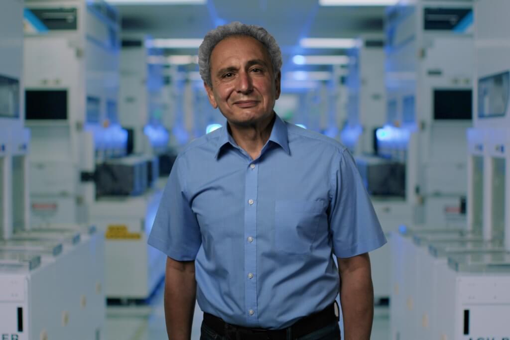 Intel Accelerated Babak Sabi