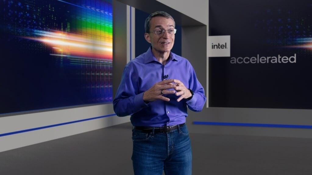 Intel Accelerated Pat Gelsinger 1