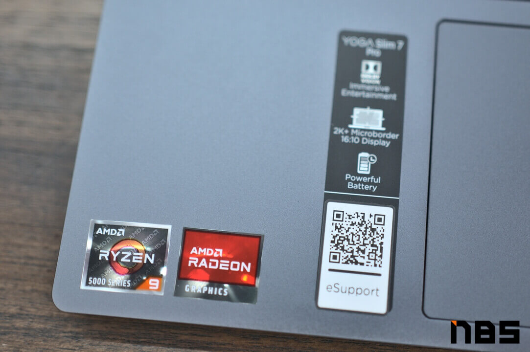 Lenovo Yoga 7 Pro AMD DSC05874