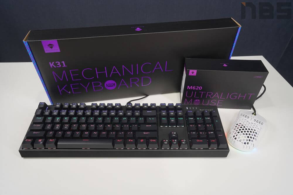MACHENIKE K31 M620 99