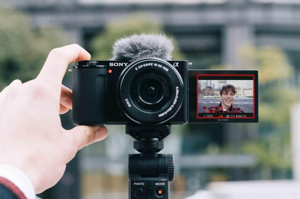 Pic Sony ZV E10 05