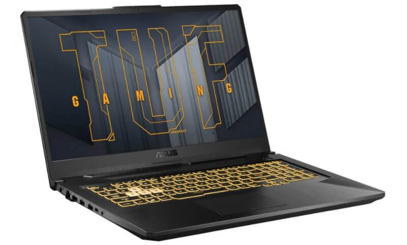 TUF Gaming A17 2021 f