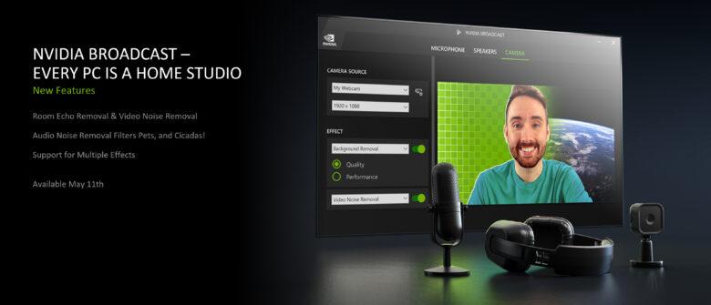 geforce rtx laptops 2021 nvidia broadcast
