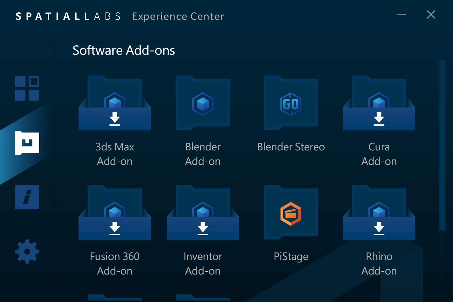 supported apps 1