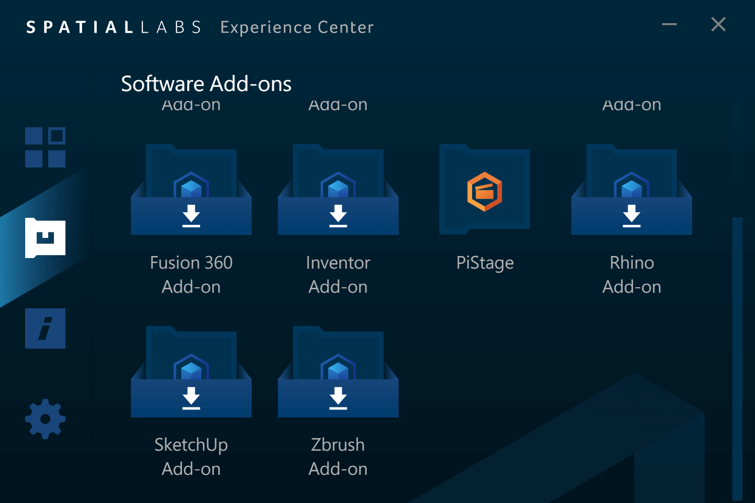 supported apps 2