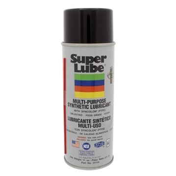 0000048 multi purpose synthetic lubricant with syncolon ptfe aerosol 31110 359