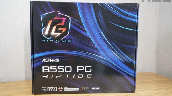 ASROCK B550 PG RIPTIDE 01