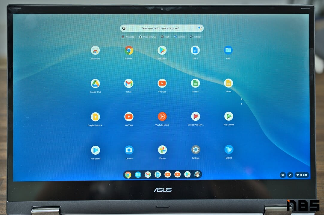 ASUS Chromebook DSC06133 1