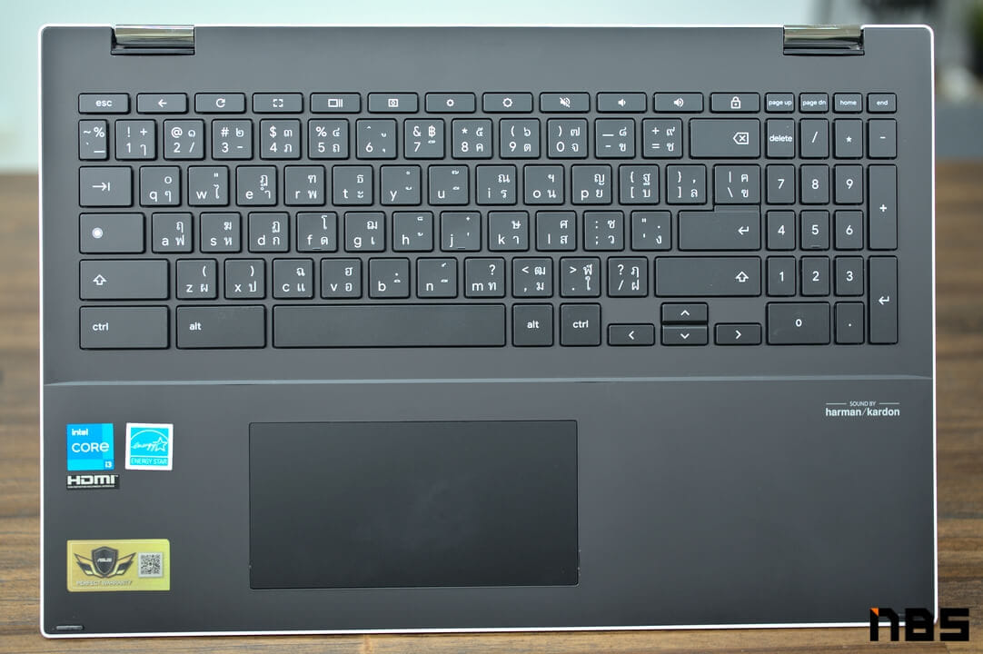ASUS Chromebook DSC06140