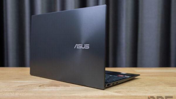 ASUS ZenBook 14 Ryzen 9 5900HX Review 29