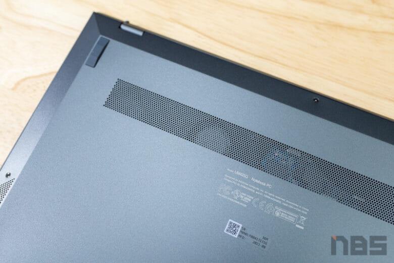 ASUS ZenBook 14 Ryzen 9 5900HX Review 46