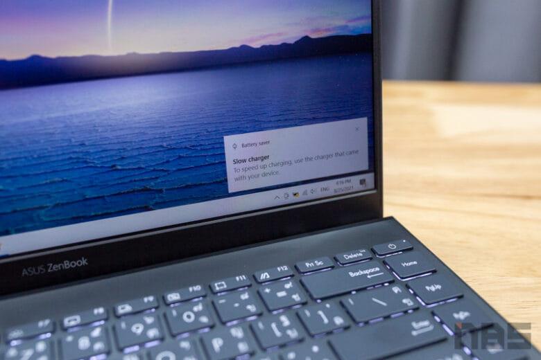 ASUS ZenBook 14 Ryzen 9 5900HX Review 61
