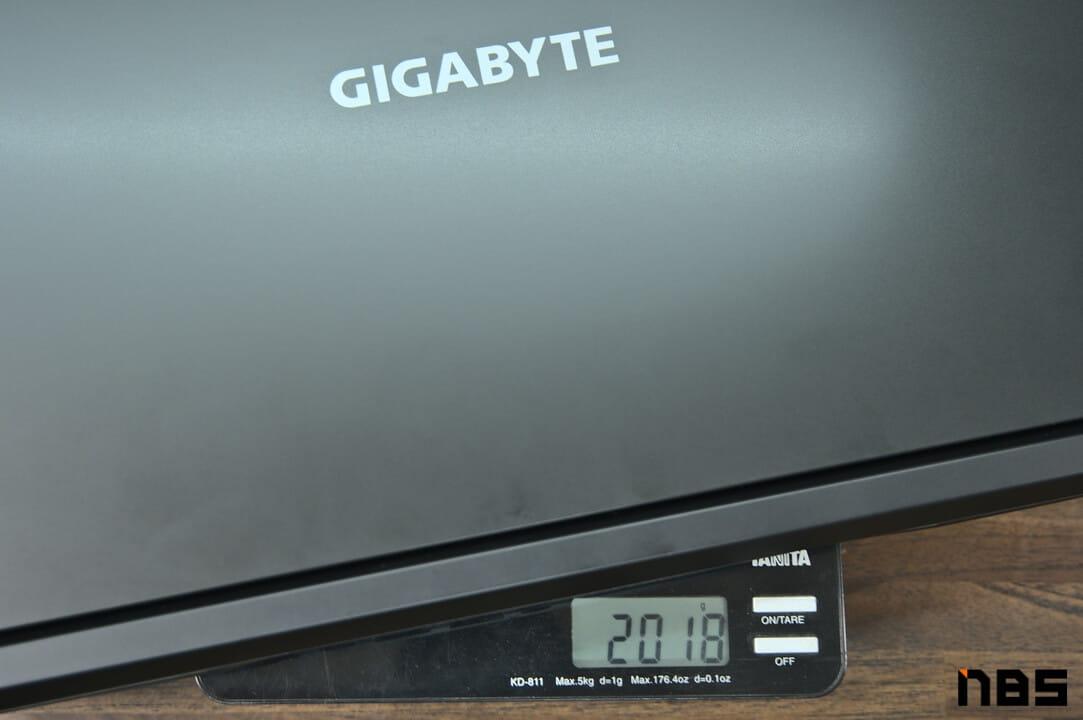 Gigabyte gaming DSC06436