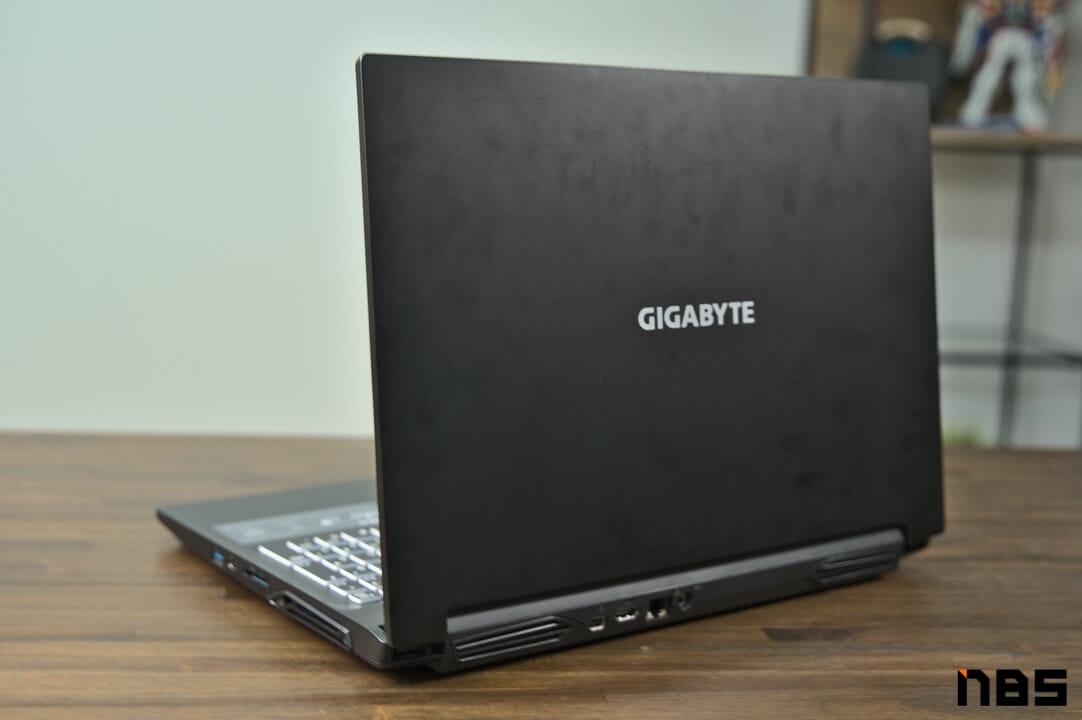 Gigabyte gaming DSC06479
