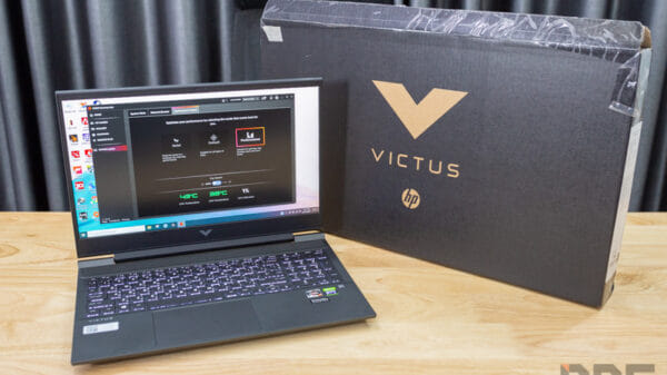HP Victus 16 R7 RTX3060 Review 52