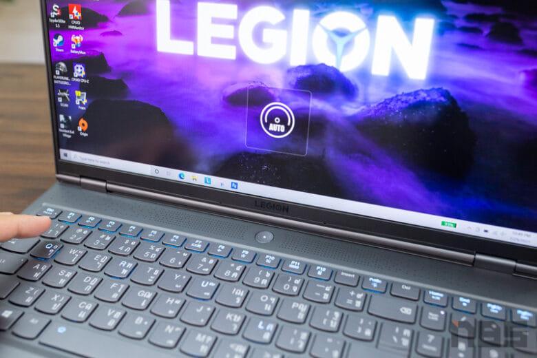 Lenovo Legion 7 R9 RTX3080 Review 60