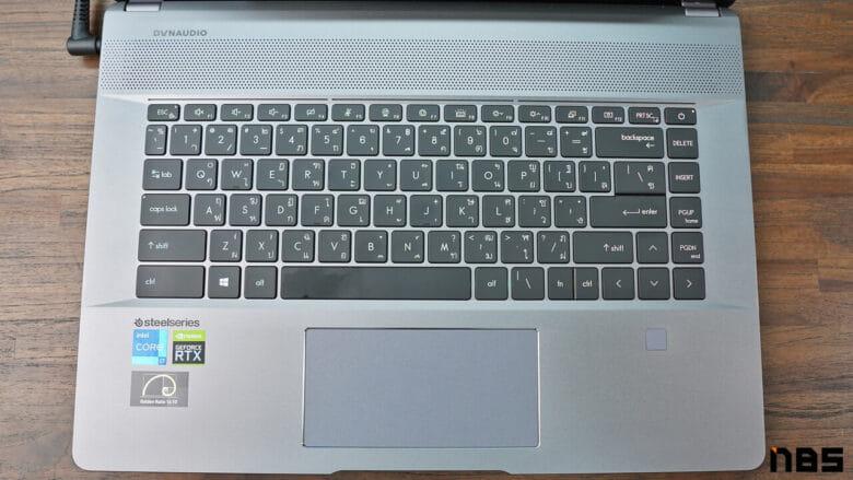 MSI Creator Z16 DSC06308