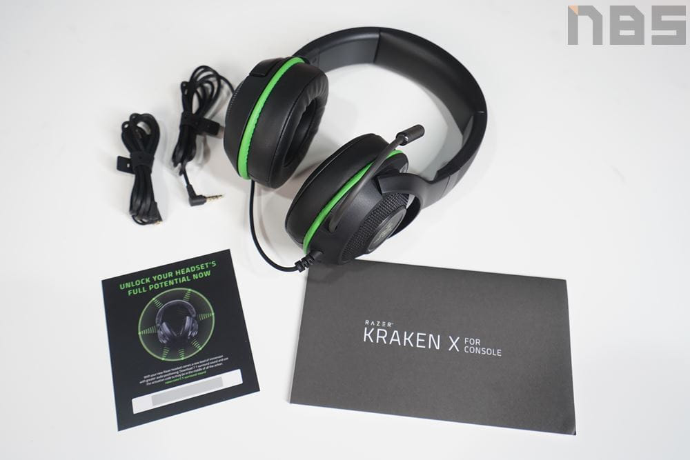 RAZER KRAKEN X For Console 06