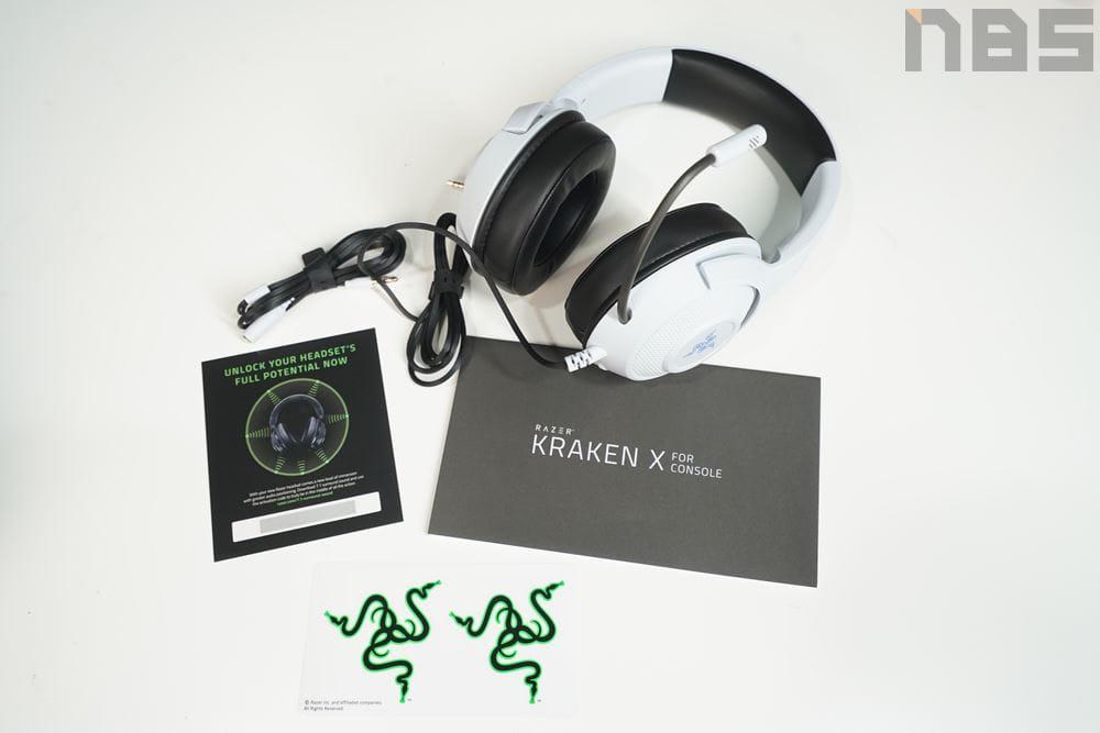 RAZER KRAKEN X For Console 31