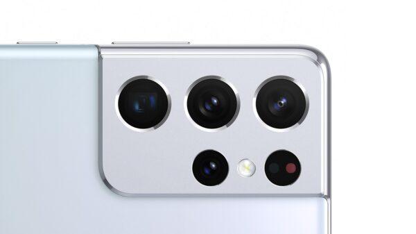 S21 Ultra cameras