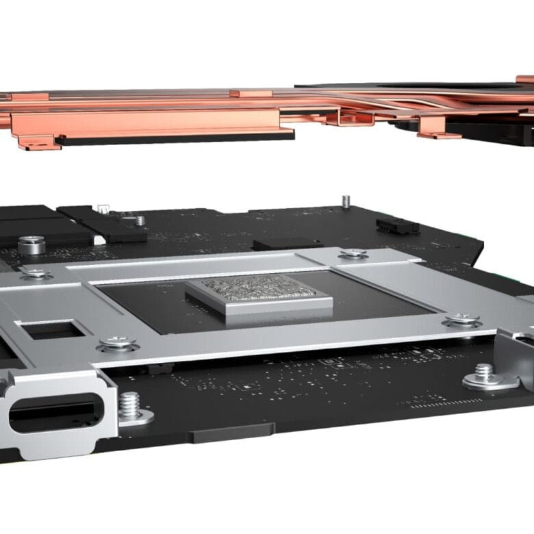 11 AW x15 internal components