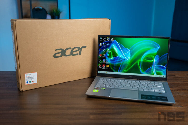 Acer Swift X R5 RTX3050 Review 1