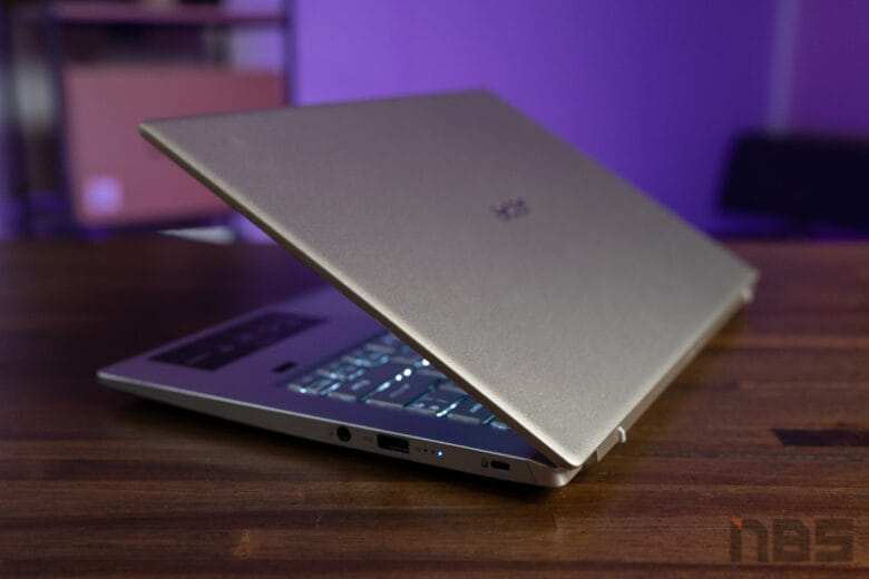 Acer Swift X R5 RTX3050 Review 37