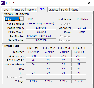 CPU Z 9 8 2021 5 26 24 PM