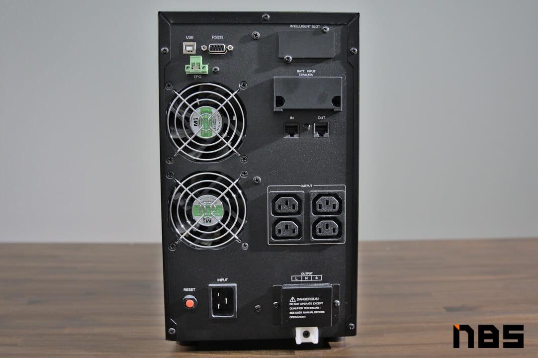 CyberPower OLS2000E DSC06895