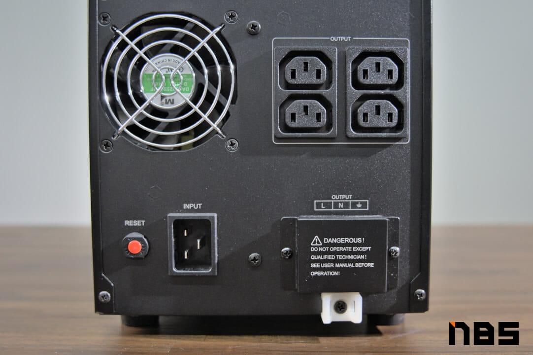 CyberPower OLS2000E DSC06898