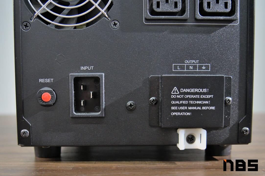 CyberPower OLS2000E DSC06900