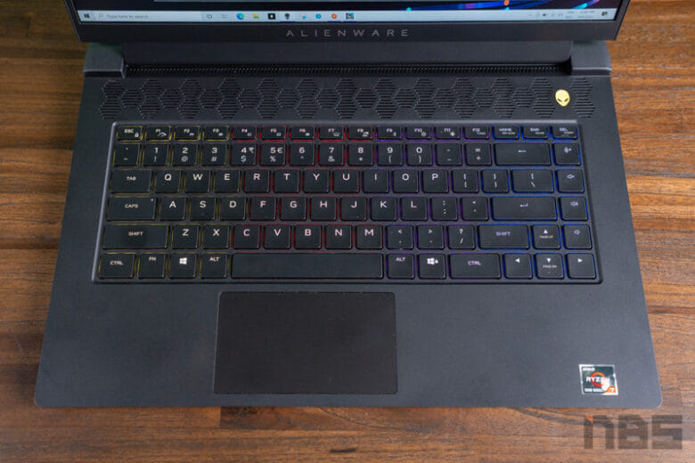 Dell Alienware m15 R5 SE Review 22