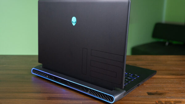 Dell Alienware m15 R5 SE Review 47