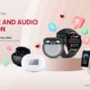 HUAWEI Wearable and Audio Promotion KV
