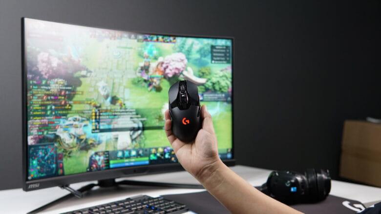 Logitech Gaming G series 37