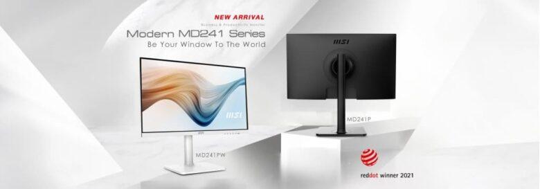 MSI Modern MD241 MD271