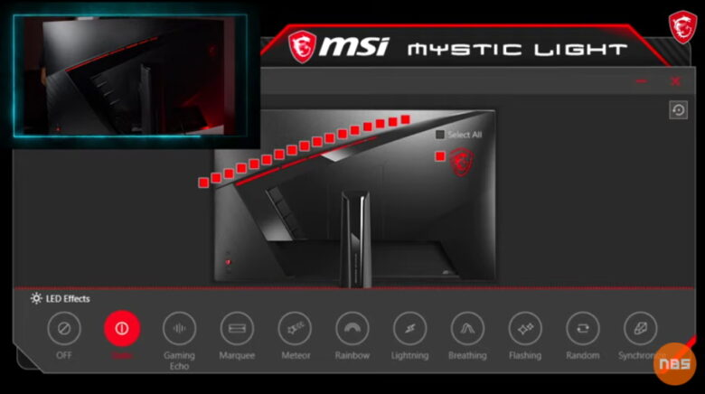 MSI Mystic Light 2