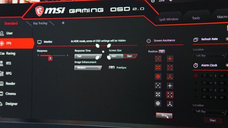MSI OPTIX MAG301CR2 111