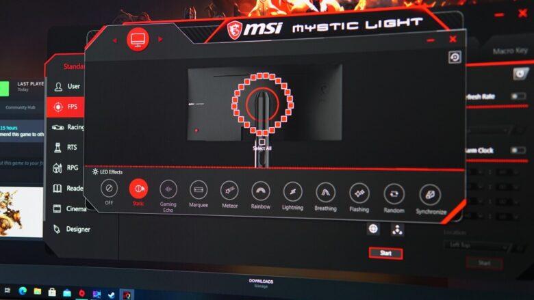 MSI OPTIX MAG301CR2 113