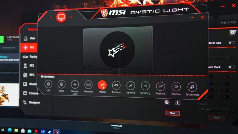 MSI OPTIX MAG301CR2 115