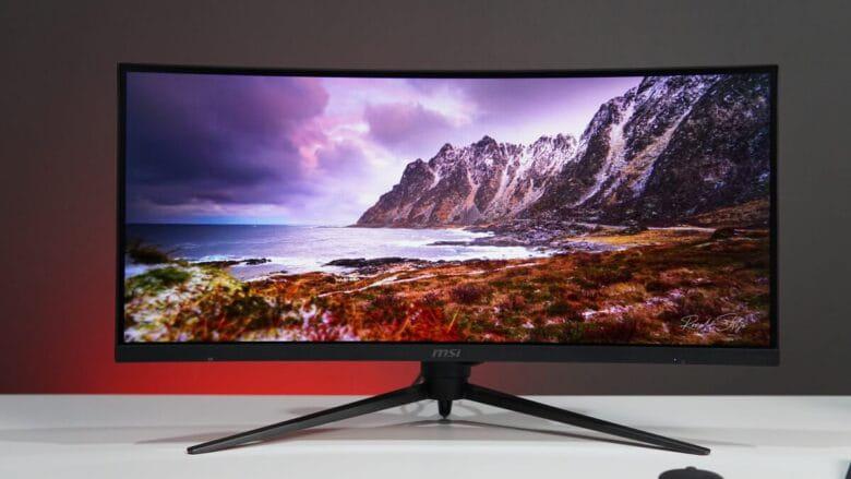 MSI OPTIX MAG301CR2 monitor 15 1