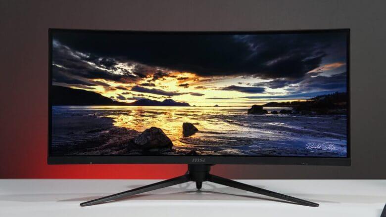 MSI OPTIX MAG301CR2 monitor 19