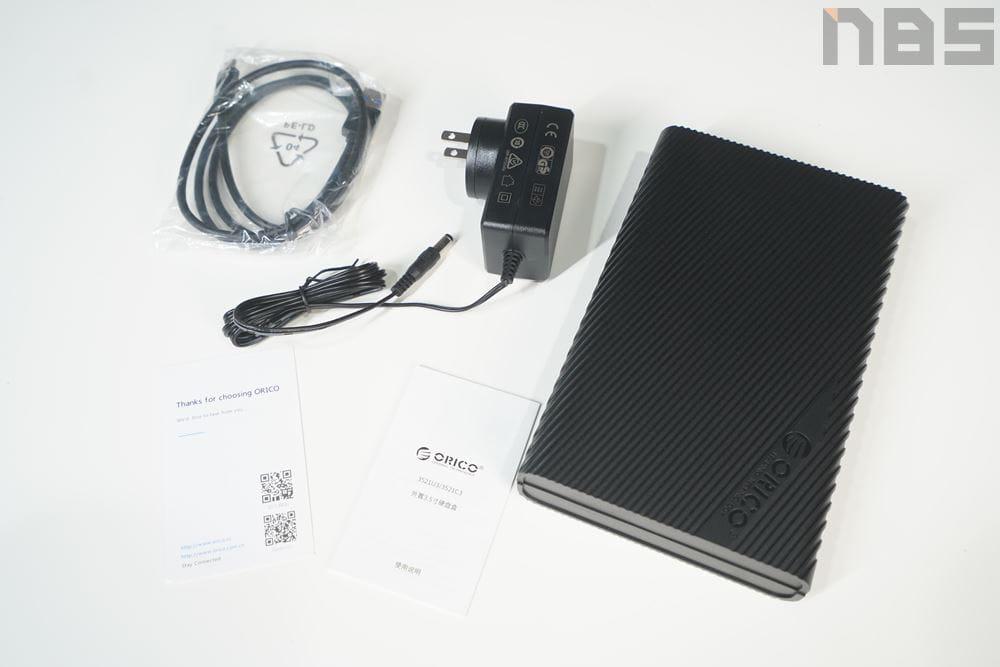 ORICO 3.5 inch External Hard Drive 04