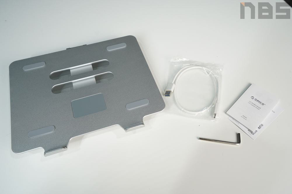 ORICO Adjustable laptop stand 04
