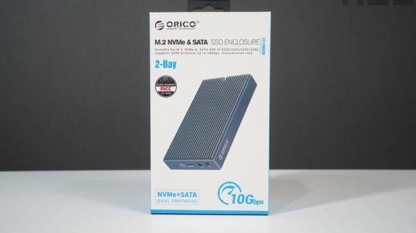 ORICO SSD ENCLOSURE 01