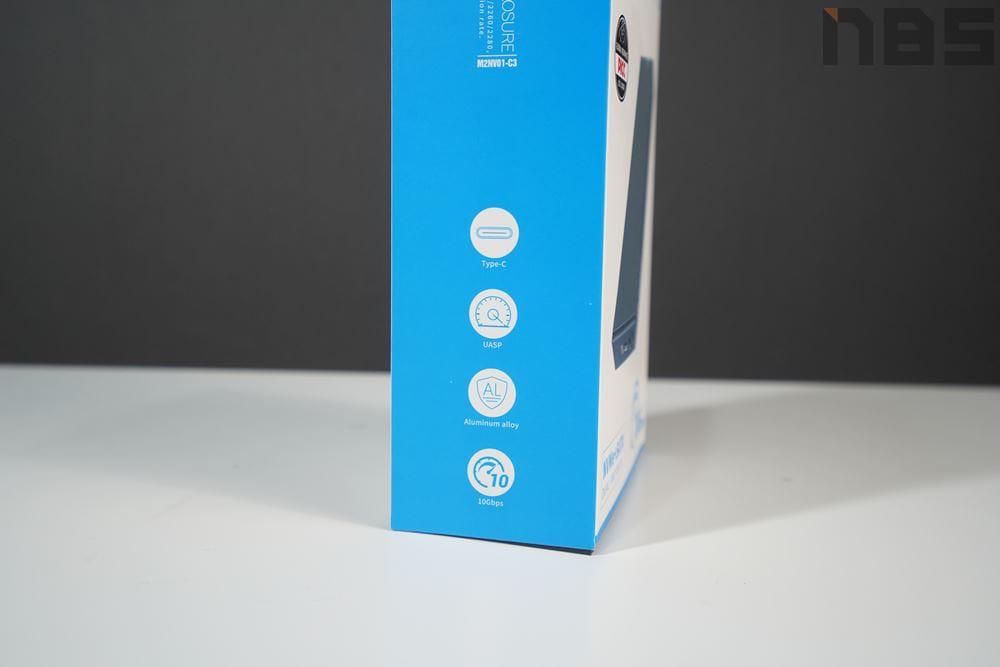 ORICO SSD ENCLOSURE 03