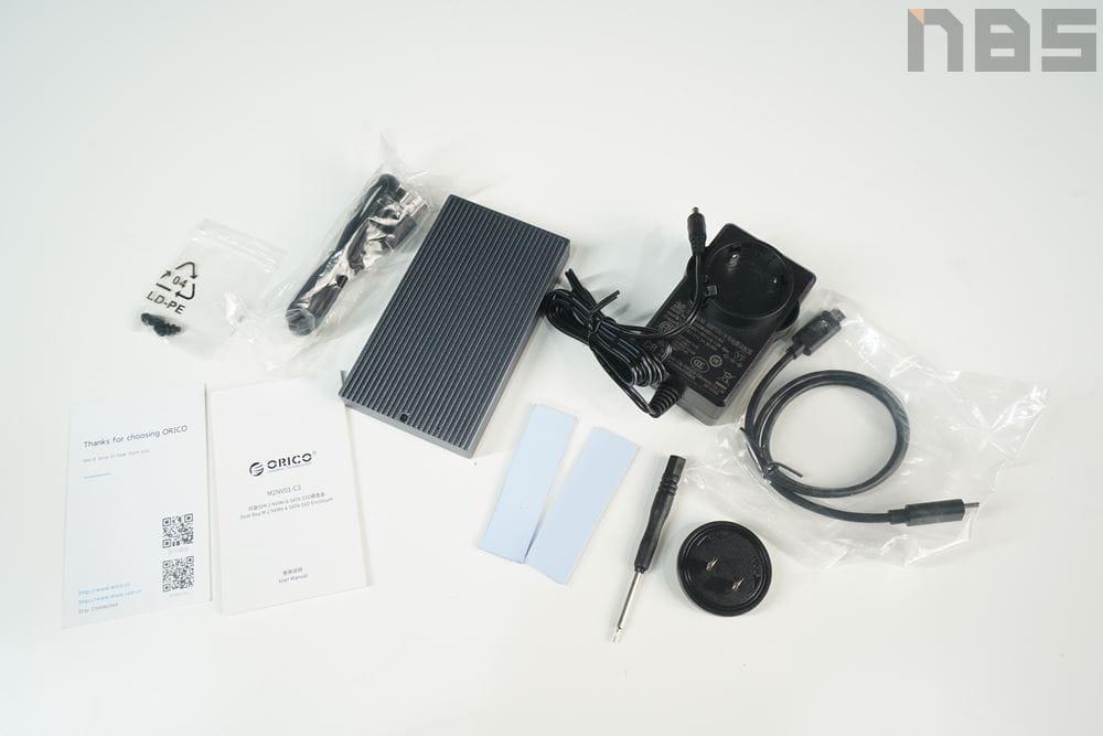 ORICO SSD ENCLOSURE 05