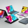 Zenbook 14X 14 Flip OLED product lineup